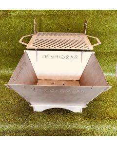 SLOT & GO BBQ-FIRE-PIT