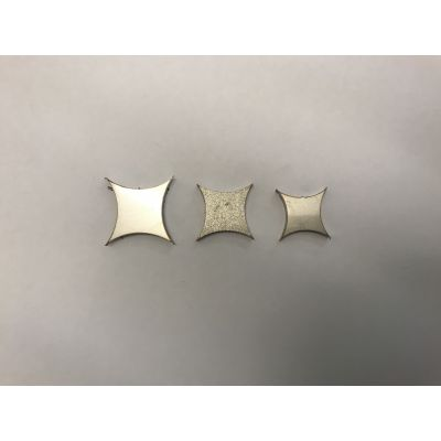 STAINLESS STEEL 4 INTO 1 MERGE/COLLECTOR STAR 44.45 MMTO