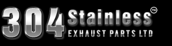 304 STAINLESS EXHAUST PARTS